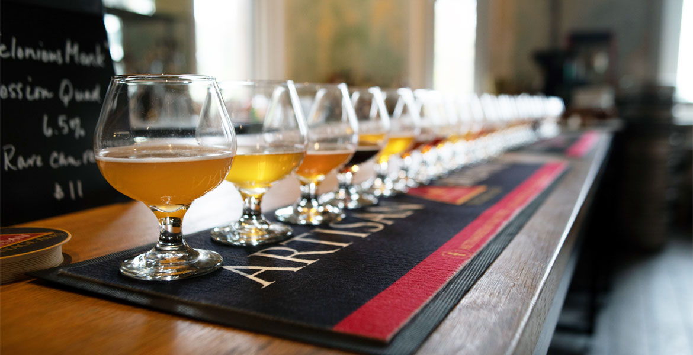 Artisan Brewing: Five Years In Five Beers