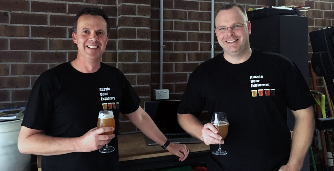 Podcast People: Aussie Beer Explorers