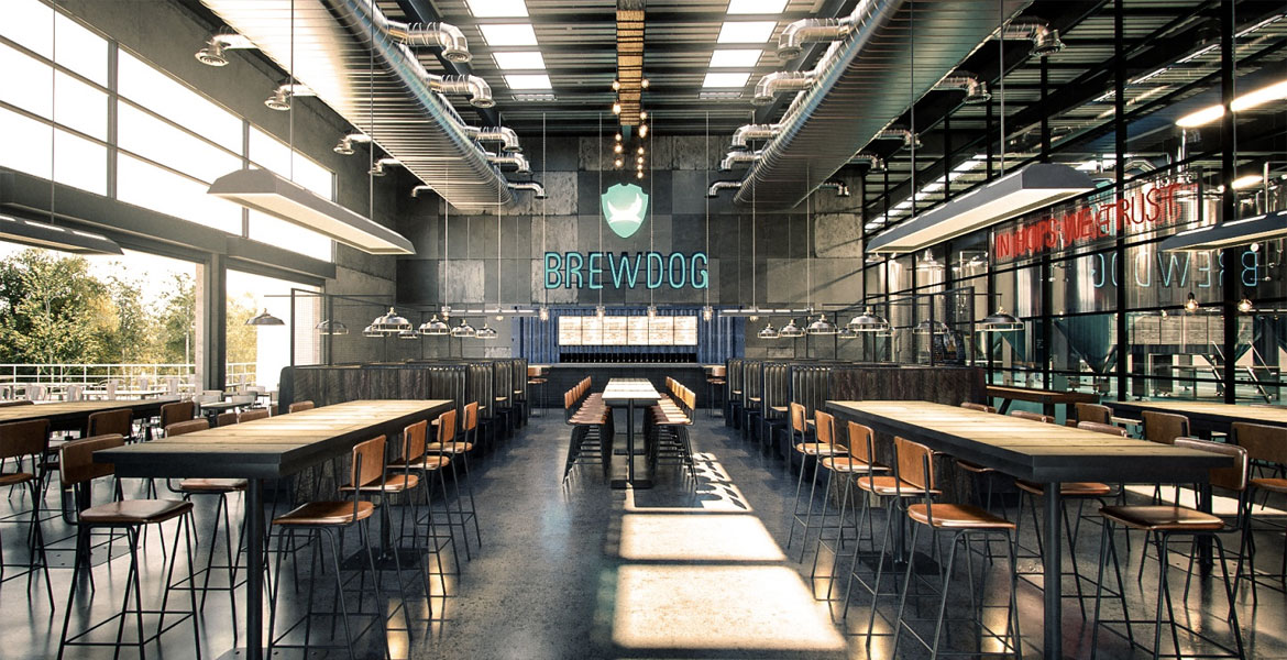BrewDog Brisbane Set To Open Late 2019