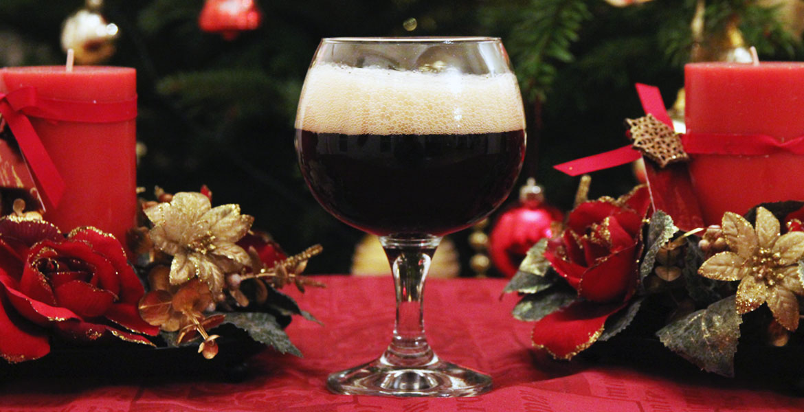 Drinking In Style: Christmas Beers