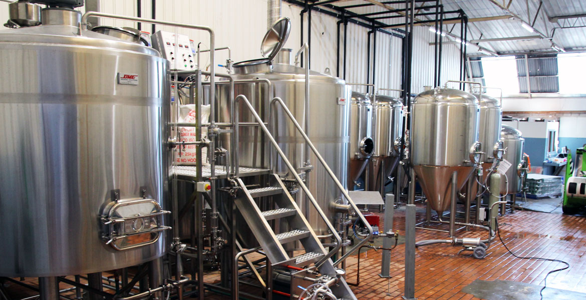 more photos 6add6 ab58b Major Brewery Supplier DME Is In Receivership