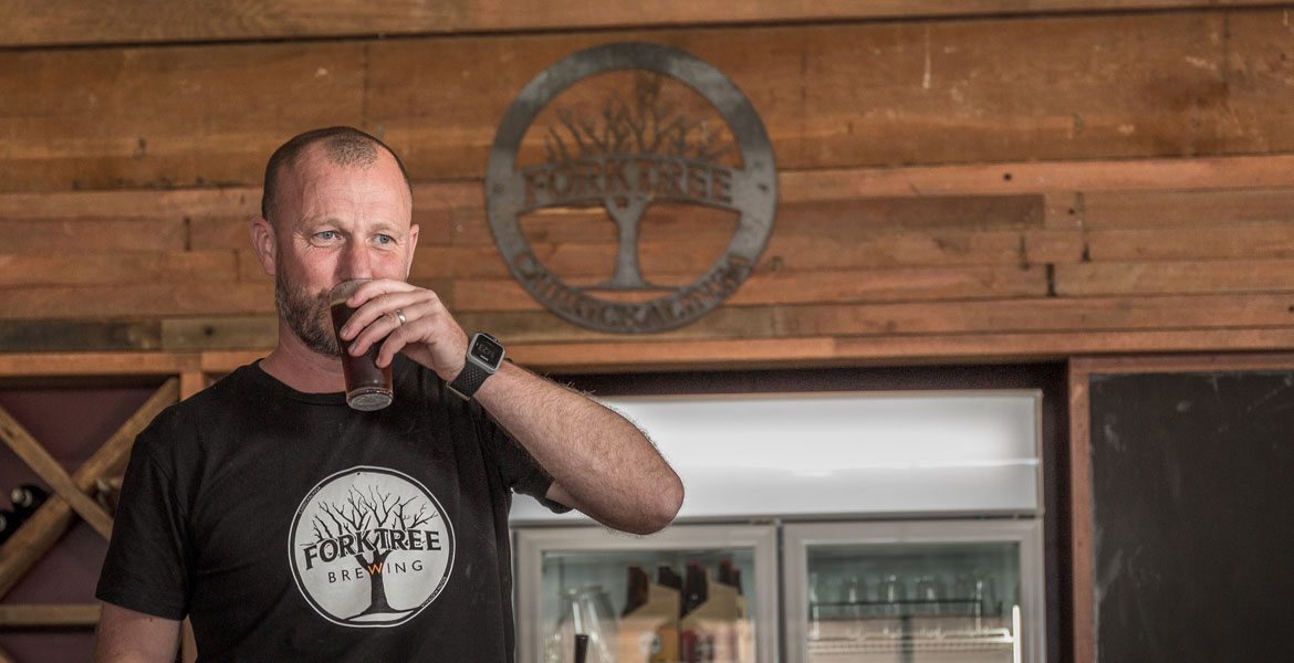 Who Brews Forktree Beers?