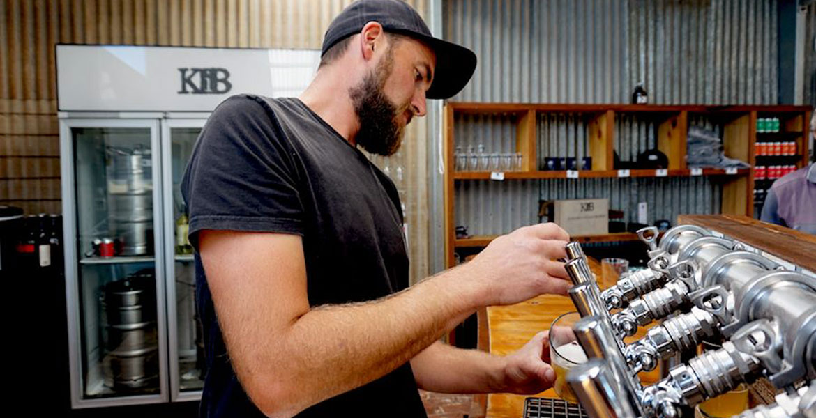 Who Brews On Kangaroo Island?
