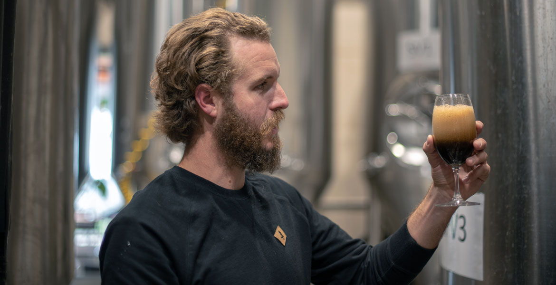 Brew & A: Keegan Steinbacher
