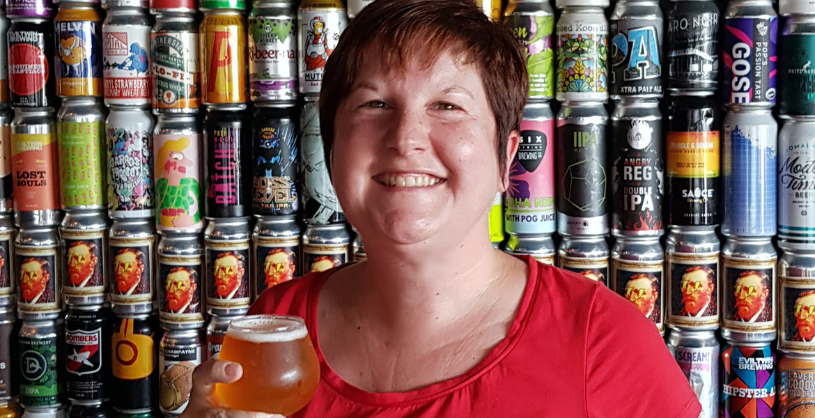 Beer Nuts: Kelly Whyte
