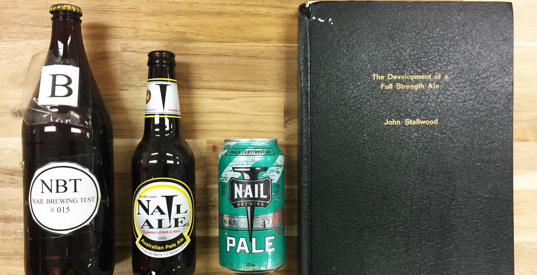 Nail's Pale Ale Trail