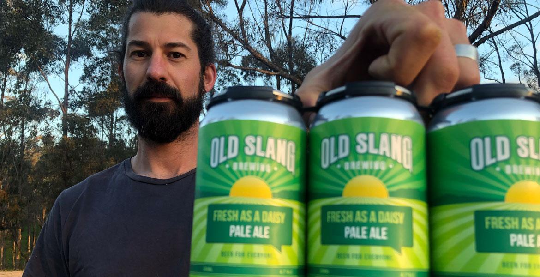 Who Brews Old Slang Beers?
