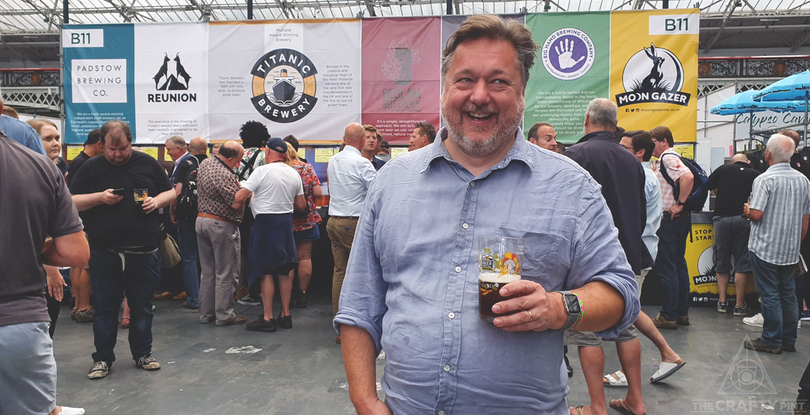 The Great British Beer Writer