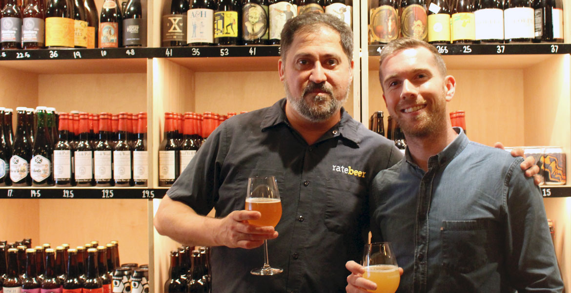 RateBeer Looks To The Antipodes