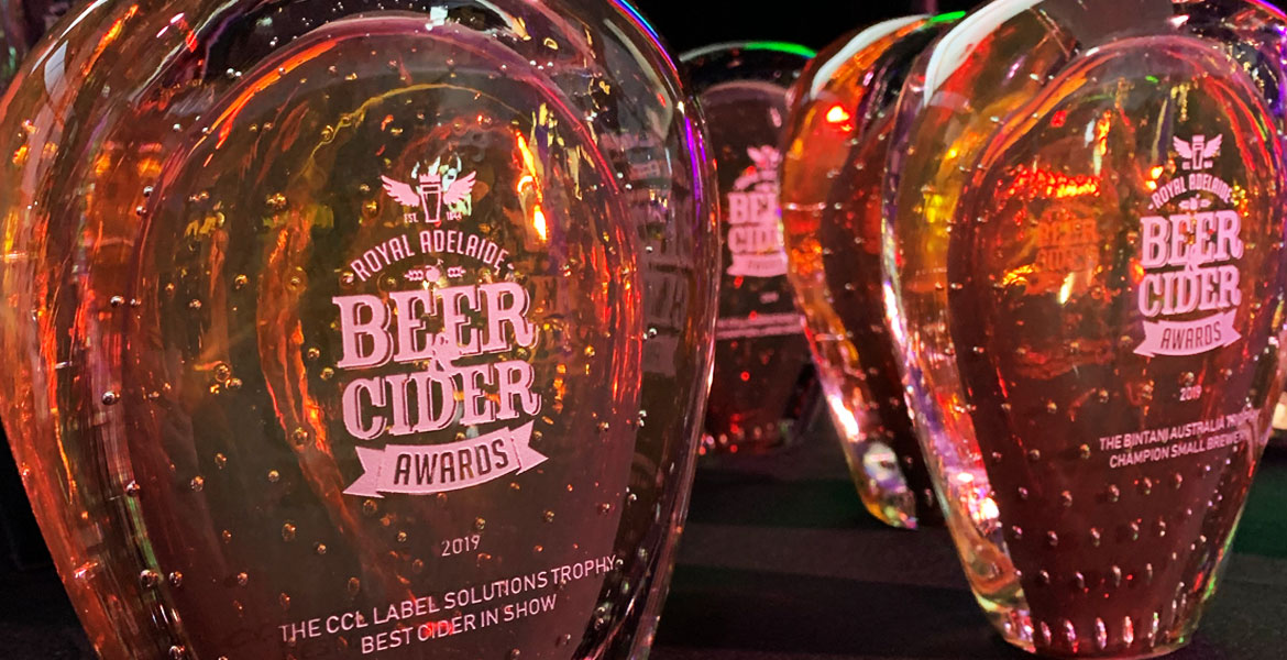 Royal Adelaide Beer Awards Winners 2019