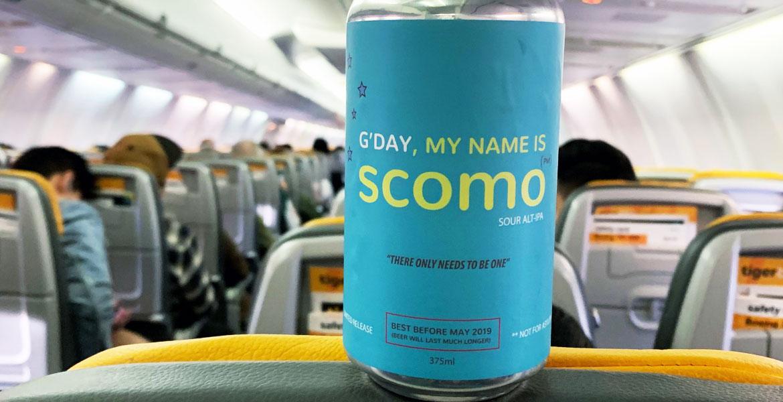 Scomo Becomes An Assclown