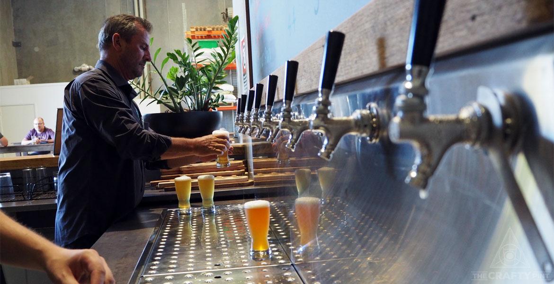 Who Brews Seven Mile Beers?