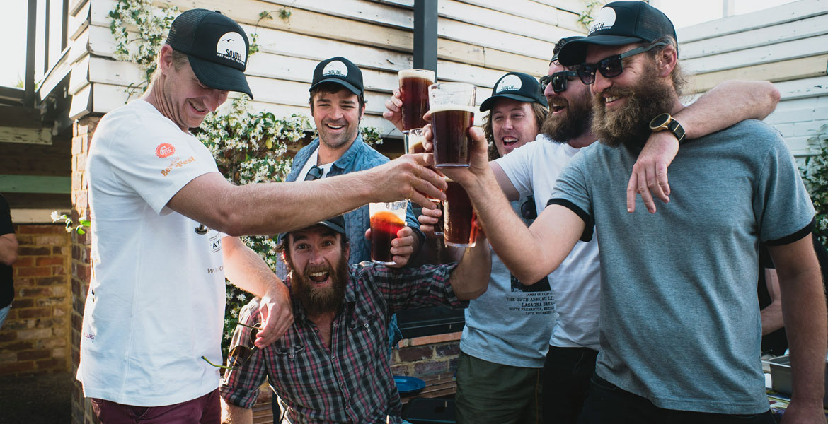 Who Brews South Fremantle Beers?