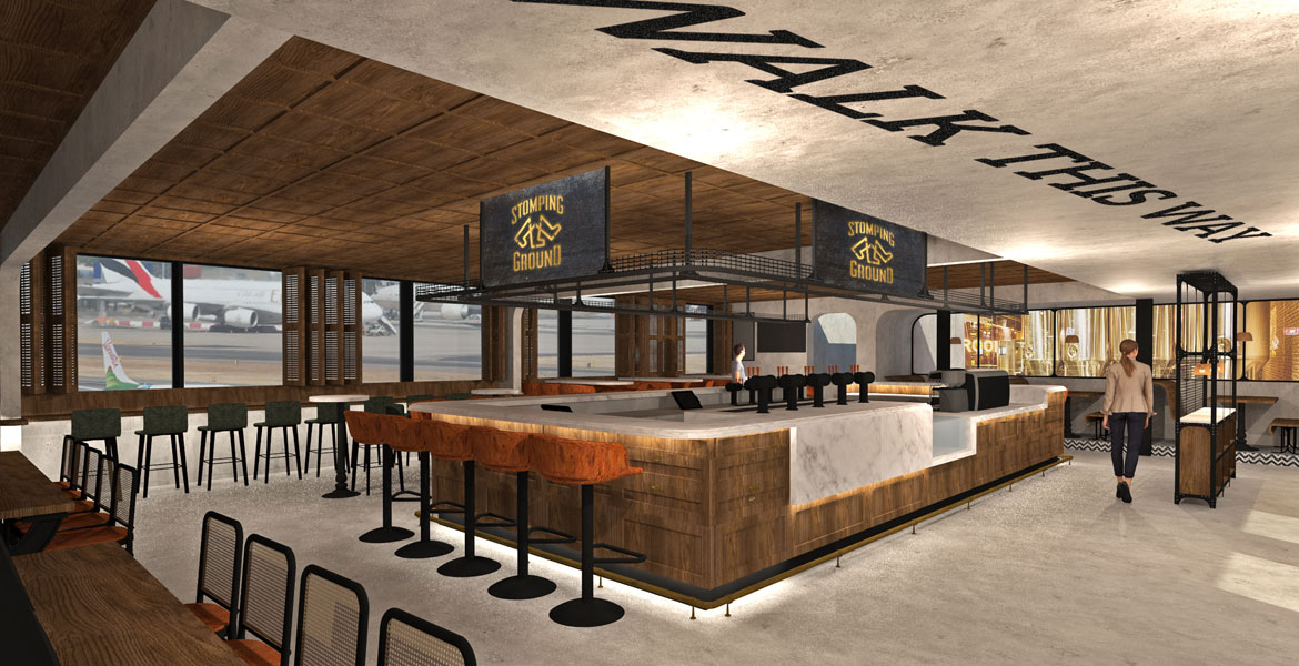 Melbourne Airport Lands A Brewery